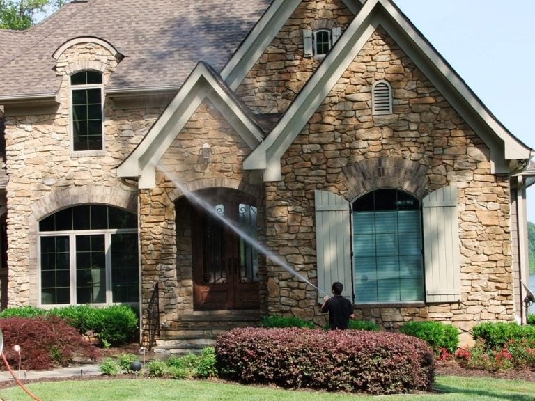 pressure washing in Richmond Texas