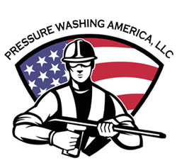 Pressure Washing America LLC Logo
