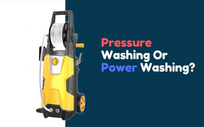 Pressure Washing Or Power Washing: Who Wins?