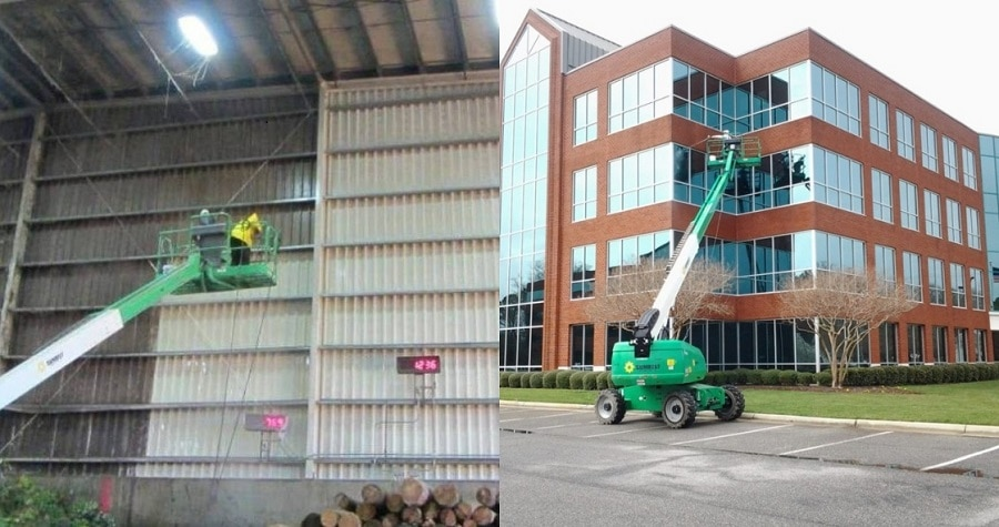 consider pressure washing your commercial property now